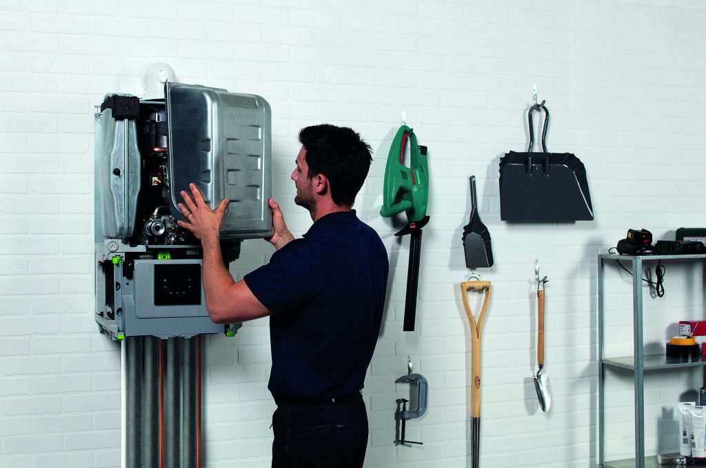 cost to install central heating